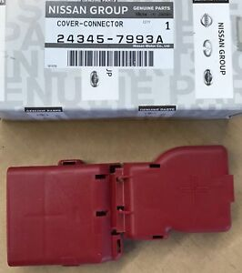 Nissan Oem Battery Positive Cable Terminal Cover 243457993a