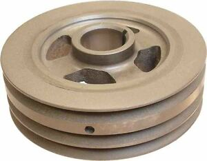 Ar57241 Pulley With Damper For John Deere 4040 4230 4240 4320 4430 Tractors