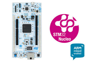 St Official Nucleo f767zi Stm32 Nucleo144 Stm32f767zi Arm Mbed Development Board