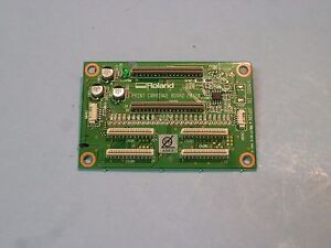 Board Carriage For Roland Sp 300 540 Part Number W8406050f0