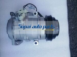 New A c Compressor For 2004 Toyota Land Cruiser Prado Trj120 Trj120l Trj120r