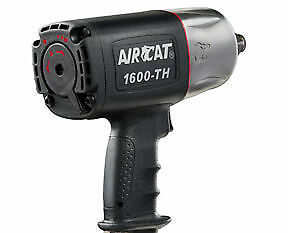 3 4 Super Duty Composite Impact Wrench Twin Hammer Aircat 1600th Aca