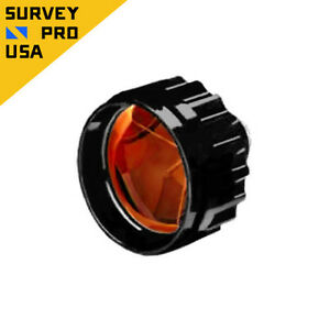 New High Accuracy Survey monitoring 62mm 2 Prism W copper Coating Black Can