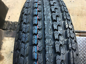 6 New St225 75r15 Turnpike Radial Trailer Tire 10 Ply 225 75 15 St 2257515 R15