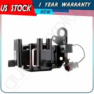 Uf308 New Ignition Coil On Plug For Hyundai Accent 1 5l 2000 2002 C1350