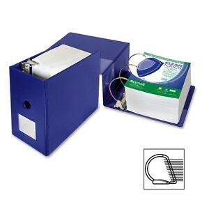 Samsill Clean Touch Antimicrobial D ring Binder Sam16322