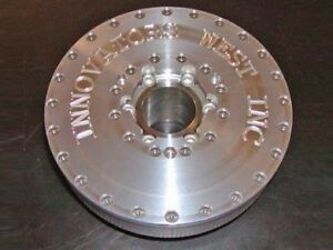 Innovators West 104x Bbc 7 Billet Harmonic Balancer Sfi Approved New Genuine