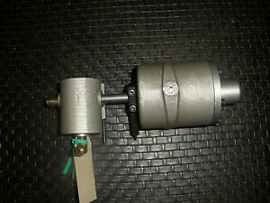 Eubanks Model 2700 Wire Striping Machine Indexing Head 0 203 Id 03956