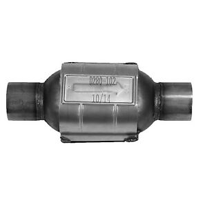 Catco Airtek 750006 Universal Weld on Catalytic Converter California Carb Obdii