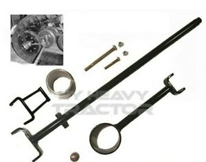 Rubber Track Install Removal Tool For Asv Rc50 Caterpillar 2249415 0702 441