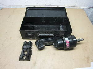 Kearney Hydraulic Remote Head Crimper Head W 4 Die Sets Free Shipping