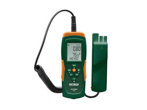 Extech Fm200 Handheld Formaldehyde Meter With Detachable Probe