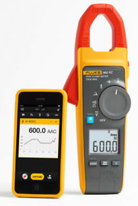 Fluke 902 Fc True rms Wireless Hvac Clamp Meter