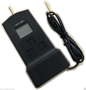 Digital Electric Fence Voltage Tester 10 000v Free Leather Case And Shipping
