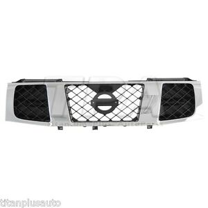 New Front Grille For Nissan Titan Armada Ni1200210 623107s200