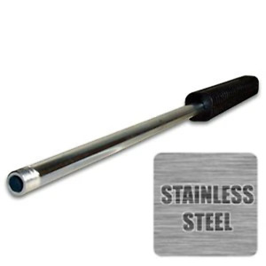 Legacy 8 752 887 0 48 Pressure Washer Spray Wand Lance Stainless Steel Oval