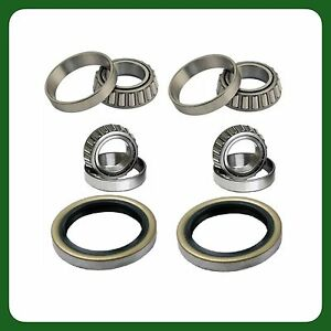 Front Wheel Bearing Seal For Nissan Pathfinder 1987 2004 Set Of 6 Both Side