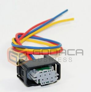 1x Connector For Land Rover Height Sensor Harness 3 Wires Ymq503220