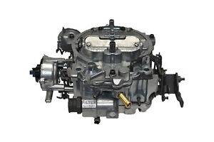 1904 Remanufactured Rochester Quadrajet Carburetor 4mv 80 89 Electric