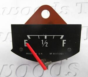 Fuel Gauge For Leyland Nuffield Tractors 37h4923 oem