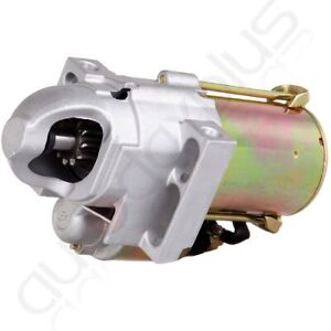 New Starter For Chevy Silverado Gmc Isuzu Oldsmobile Truck 4 3l 1999 2004 6449