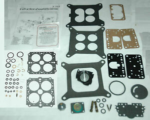 Holley Marine Carb Kit List Numbers 4473 6151 6152 6407 80551 Ford Merc Other