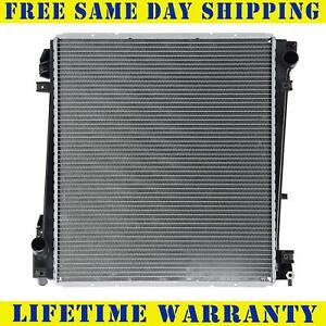 Radiator For 2002 2005 Ford Explorer Mercury V8 4 0l 4 6l Fast Free Shipping