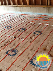In slab Diy Radiant Heat Kit 5 000 Sqft