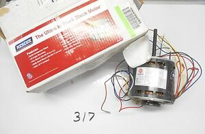 Rescue 5461 Direct Drive Single Phase Blower Motor 208 230 Volts