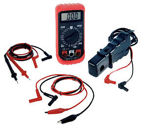 Digital Automotive Engine Analyzer Multimeter Atd Tools 5540 Atd