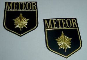 Mercury Meteor Lemoyne Nos Canadian Roof Ornaments 69 70