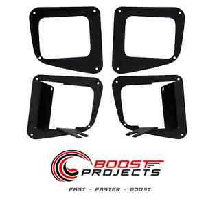 Rigid Industries For 2014 2017 Toyota Tundra Dually Fog Light Kit 46520