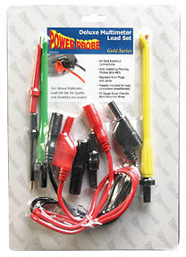 Deluxe Multimeter Lead Set Power Probe Ppls03 Pwp