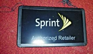 Sprint Hanging Sign Light Box