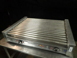 just Reduced connolly Poll a grill Hotdog Roller Model C 750