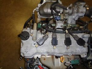 Nissan Sentra 2003 2004 2005 2006 Replacement Engine Jdm