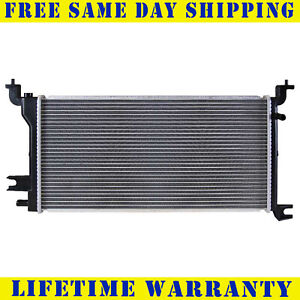 Radiator Inverter Cooler For 2007 2011 Nissan Altima 2 5l Fast Free Shipping