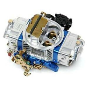 Holley Carburetor 0 86770bl Ultra Street Avenger 770cfm Vacuum Blue polished