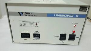 Unitek Miyachi Unibond Ii Ub2 1 191 01 04 Welding Bonding Power Supply Unit Psu