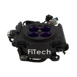 Fitech Fuel Injection System 30008 Meanstreet Efi 800 Hp Tbi Black