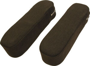 Amih1086arf Armrests Black Fabric For International 786 886 986 1086 Tractors