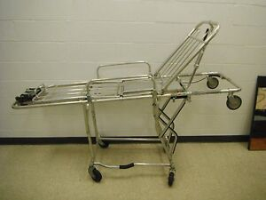Reconditioned Ferno 93 es Squadmate Stretcher Cot Gurney Ems Emt Stryker