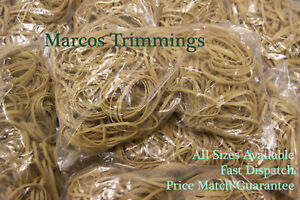 Rubber Bands Latex Elastic All Sizes