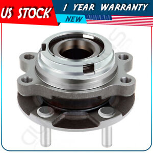 Wheel Hub Bearing Assembly New Front Left Or Right For Altima 07 13 2 5l 5 Lug
