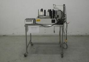 Avery Print Apply Label System Model Als 330 With Markem Smartdate 2 Coder