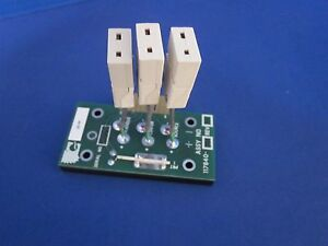 Thermco 117840 001 Type B Thermocouple Pcb With Base New