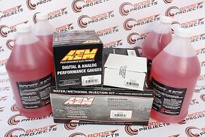 Aem Water methanol Injection Kit injection Filter wideband Uego Gauge boostjuice