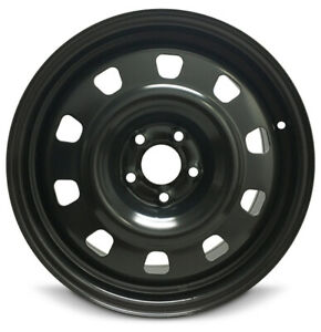 New 13 16 Dodge Dart 17x7 Inch 5 Lug Steel Rim 17x7 5 110 Wheel