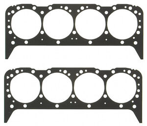 Mahle Head Gaskets 2 For Mercruiser Omc Chris Craft Chevy Marine 327 350 5 7