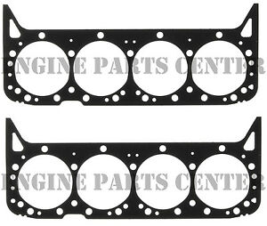 Mahle Cylinder Head Gaskets 2 For Chevy 350 5 7 1967 2002 026 Comp Thick